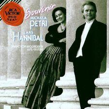 Souvenir - Michala Petri & Lars Hannibal CD