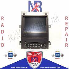 2011-2014 Cadillac Escalade ESV EXT Factory Navigation Radio Repair Service