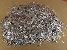 2 Pounds 5 oz Lot of Aluminum Pull Tabs Beer Soda Pop Tops For Crafts