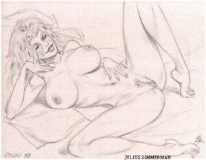 adult art print Cheetara julius Zimmerman Art 8.5 x 11 glossy photo paper