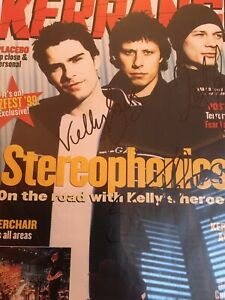 stereophonics Signed Picture Frame