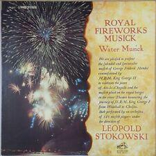 STOKOWSKI Royal Fireworks Music RCA LSC-2612 Red Seal NM