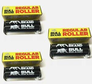 3 x Bull Brand Metal Regular Rolling Machine Tobacco Cigarette Smoking Machines