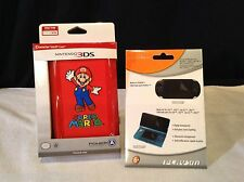NEW in box SUPER MARIO NINTENDO 3DS CHARACTER VAULT CASE + free screen protector