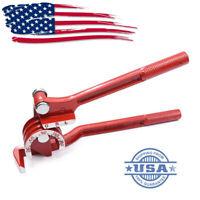 180° Pipe Bending Tool Tube Bender Tubing Bender Brake Fuel Line Curving Pliers