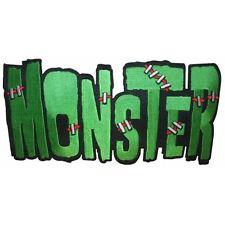Kreepsville 666 Monster Large Logo Halloween Zombie Punk Horror Iron On Patch