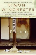 Winchester, Simon-Korea  BOOK NEW