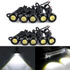 10pcs LED Grille Lighting Kit Raptor SVT-Style For Jeep Grand Cherokee Wrangler