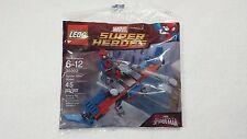 Lego 30302 Marvel Super Heroes Ultimate Spider-man Glider minifigure polybag set