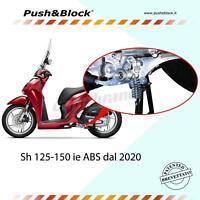 H09-ANTIFURTO MECCANICO CAVALLETTO Honda SH 125 150 ie ABS dal 2020