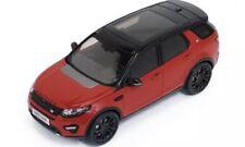 Land Rover Discovery 4х4 2015 Red/Black Roof Premium X PRD402 1:43