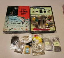 Noll No 101 Super Fly Tying Kit Fishing Vintage