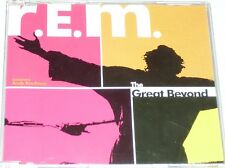 R.E.M. The Great Beyond (1999 UK 3-Track CD Maxi-Single)