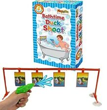 10 x Bathtime Duck Shoot Water Pistol Target Shooting BathroomToy Game WHOLESALE