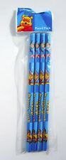 8 Winnie the Pooh Pencils Children's Party Bag Fillers Toys Pinata Favour Disney