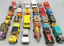Vintage 1970s Hot Wheels Blackwalls Lot of 24 Cars Trucks