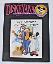 Disneyana Magazine Summer 1995 Official Disneyana Convention Vol 2, No 2 Euc