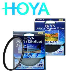 HOYA PRO1 UV 58mm combination Hoya CIR multilayer coating ultra-thin filter lens