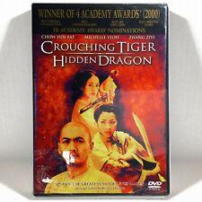 Crouching Tiger, Hidden Dragon (Dvd, 2000, Widescreen, Special Ed) Brand New !