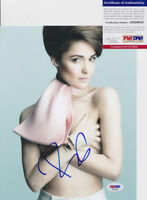Rose Byrne Sexy Signed Autograph 8x10 Photo PSA/DNA COA #1
