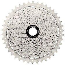 Sunrace MS8 Wide Range MTB Cassette Silver 11-46T - 11 speed Mountain Bike 550g