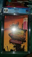 MIDDLEWEST #1 CGC 9.8 VARIANT COVER B