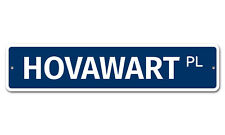 "6255 Ss Hovawart 4"" x 18"" Novelty Street Sign Aluminum"