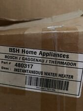 OEM Bosch 480317 00480317 Dishwasher Heater Assembly New In Box Free Shipping