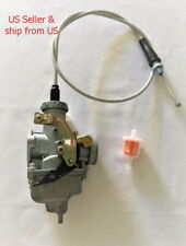 XL125 XL125S Carburetor Carb For Honda 1979-1985 With Throttle Cable