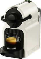 Nespresso Inissia White by Krups 220V FREE SHIP XN1001 BRAND NEW
