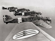 WW2  Photo  Italian Bombers North Africa WWII World War Two Axis Italy