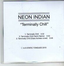 (BT564) Neon Indian, Terminally Chill - DJ CD