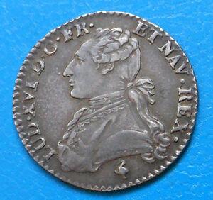 Louis XVI 1/10ème d'écu 1780 A PARIS 8 sur 7 ?