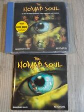 THE NOMAD SOUL SEGA DREAMCAST