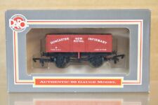 DAPOL DONCASTER NEW ROYAL INFIRMARY 7 PLANK WAGON 3 LIMITED EDITION ns