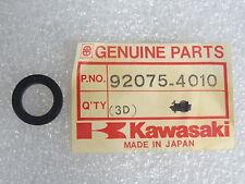 Kawasaki NOS NEW  92075-4010 Head Lamp Light Damper KDX KLT KLX KDX450  1979-86