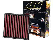 AEM 28-20385 STOCK REPLACEMENT WASHABLE REUSABLE PANEL AIR FILTER [MADE IN USA]