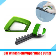 Cut-resistant Handle Car Windscreen Wiper Blade Cutter Rubber Regroove Tool Kit