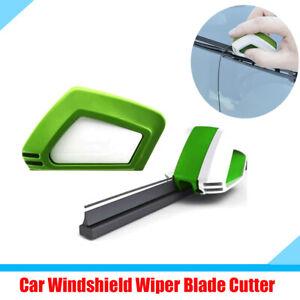 Cut-resistant Handle Car Windscreen Wiper Blade Cutter Rubber Regroove Tool Kit
