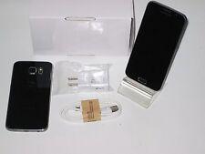 New OS Samsung Galaxy S6 G920V Black Verizon (Factory Unlocked) 4G 32GB