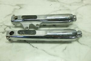 08 Polaris Victory Vegas Jackpot chrome front forks tube shock lowers