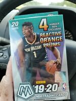 2019-20 Panini Mosaic Basketball NBA Hanger Box Factory Sealed! Zion? Ja?