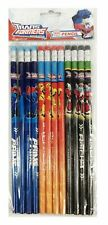 Transformers Pencils School stationary Supplies 12pc