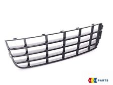 NEW GENUINE VW EOS 06-11 FRONT BUMPER CENTER LOWER GRILL BLACK 1Q0853677 9B9