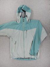 REI Elements WaterProof Full Zip Hooded Jacket (Womens Large)