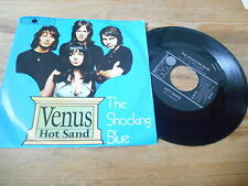 "7"" Rock SHOCKING BLUE-Venere/Hot sabbia (2) canzone Metronome"