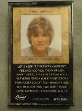 ANNE MURRAY A COUNTRY COLLECTION CASSETTE TAPE
