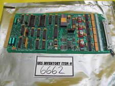 Perkin-Elmer 851-8518-004F A/D Position Regulator Conversion Board Svg 90S Used
