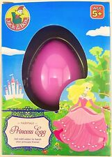Magical Princess Egg - Hatching Growing -Party bag gift girl Birthday Easter