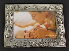 Pewter My Mummy Frame, Mother's Day, New Mum Gift